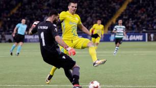 """Пропустивший четыре гола от """"Астаны"""" в Лиге Европы вратарь не может определиться с новым клубом"""