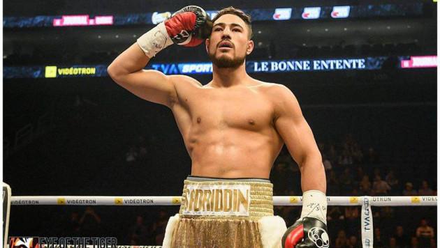 Чемпион мира среди молодежи из Казахстана узнал соперника по третьему бою в профи