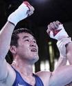 Казахстанский боксер победил российского обидчика Левита в финале Кубка Президента РК