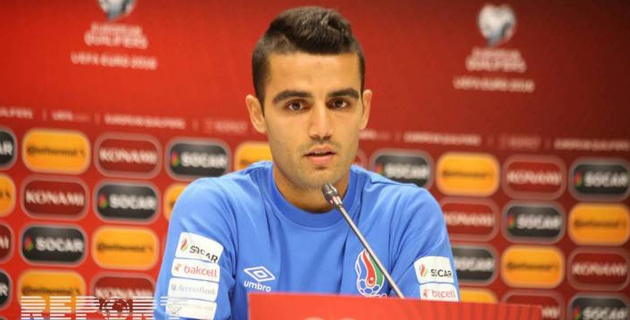 Крупное поражение от Казахстана было случайностью - футболист сборной Азербайджана