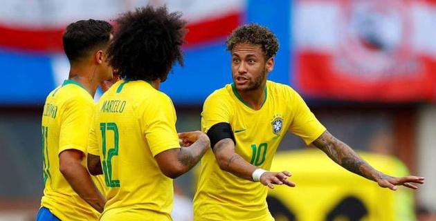 В бразилии устроили оргию