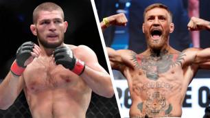 Следующим соперником Хабиба Нурмагомедова будет Конор МакГрегор - президент UFC