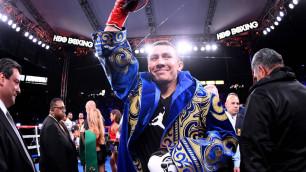 """Лидерство GGG, или кого опережает Головкин в рейтинге лучших боксеров от The Ring после исключения """"Канело"""""""