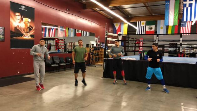 Наши в Штатах. Как казахстанские боксеры живут в США и готовятся к боям в одном зале с Ломаченко