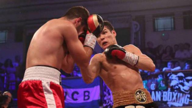 Данияр Елеусинов объяснил, почему не смог победить нокаутом во втором бою в профи