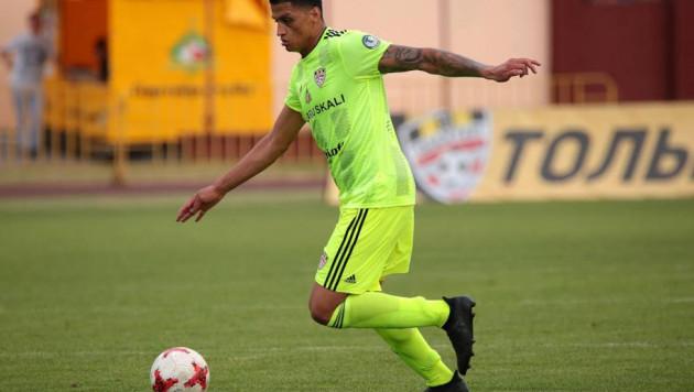 Четырехкратный чемпион Казахстана помог новому клубу одержать пятую подряд победу