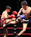 Казахстанец нокаутировал тайца с 95 победами и завоевал пояс чемпиона Азии по муайтай