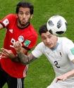 Уругвай вырвал победу у игравшего без Салаха Египта на ЧМ-2018