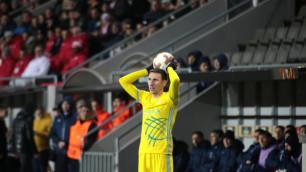 """Защитник """"Астаны"""" Шомко рассказал о первой победе с новым тренером и об изменениях в игре клуба"""