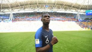 ФИФА лишила Поля Погба гола в матче чемпионата мира-2018