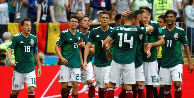 Сборная Германии сенсационно проиграла Мексике в матче ЧМ-2018
