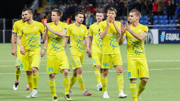 """""""Астана"""" должна проходить на классе соперников и в первом, и во втором раундах ЛЧ  - генсек КФФ"""