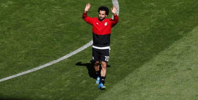 Салах выйдет в стартовом составе сборной Египта на матч ЧМ-2018 с Россией