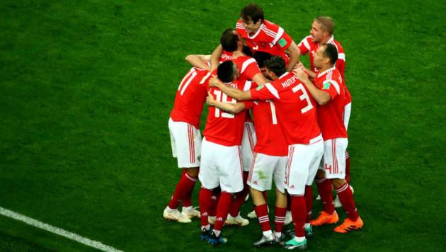 Сборная России по футболу выдала лучший старт в истории чемпионатов мира среди стран-хозяек