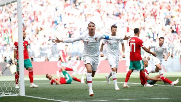 Гол Роналду принес Португалии первую победу на ЧМ-2018