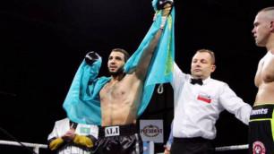 У казахстанского тяжеловеса сменился соперник по титульному бою в США