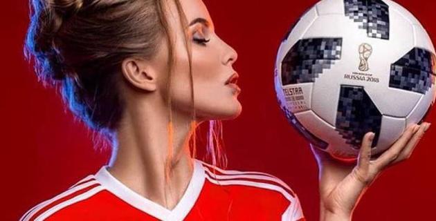 Девушка Роналду и Виктория Боня, или самые красивые болельщицы второго тура ЧМ-2018 по футболу