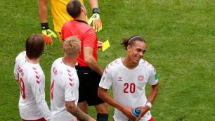 Футболист сборной Дании за два матча ЧМ-2018 повторил державшийся 80 лет антирекорд