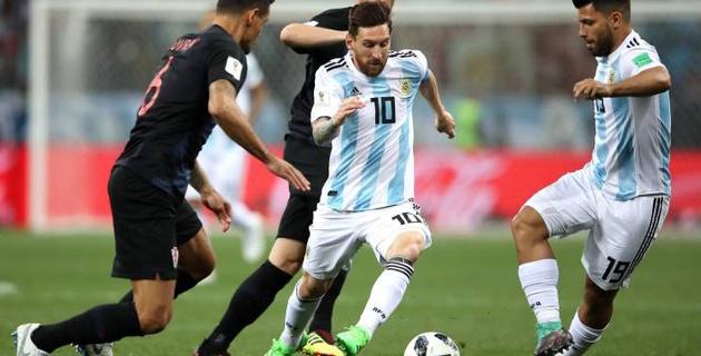 Сборная Хорватии разгромила Аргентину с Месси в составе на ЧМ-2018