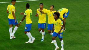 Букмекеры оценили шансы Бразилии и Коста-Рики на победу в матче второго тура ЧМ-2018 по футболу