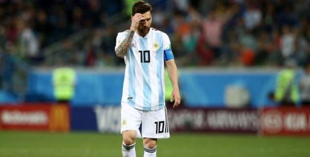 Аргентина - средняя команда, а Криштиану на ступеньку повыше Месси - футболист сборной России