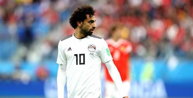 Нападающий сборной Египта Салах стал почетным гражданином Чечни