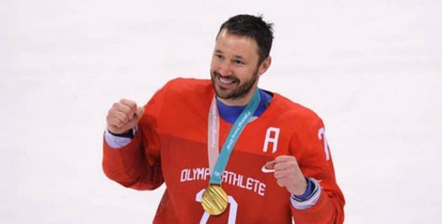 """Илья Ковальчук вернулся в НХЛ и стал """"королем"""""""