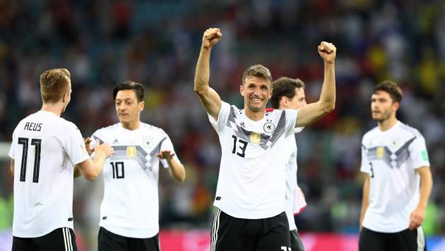 Сборная Германии принесла официальные извинения Швеции за поведение после победы в матче ЧМ-2018