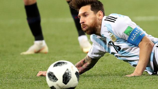 Футболисты сборной Аргентины сами выберут состав на последний матч в группе ЧМ-2018