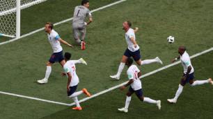 Хет-трик Кейна и дубль защитника принесли Англии разгромную победу над Панамой на ЧМ-2018