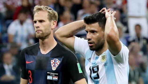Автора единственного гола сборной Аргентины на ЧМ-2018 наказали за длинный язык