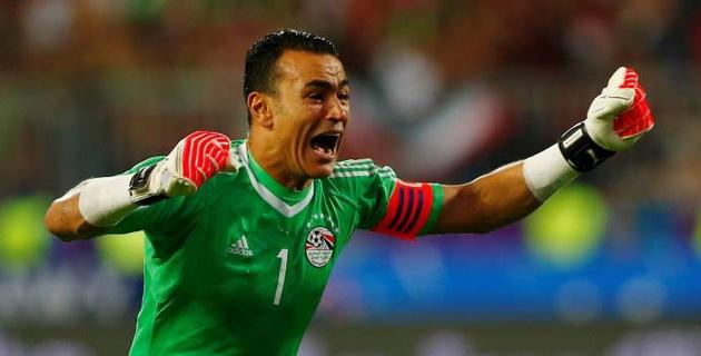 45-летний вратарь сборной Египта установил новый рекорд чемпионатов мира