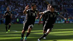 Прямая трансляция матча Аргентина - Нигерия и других игр 13-го дня ЧМ-2018 по футболу