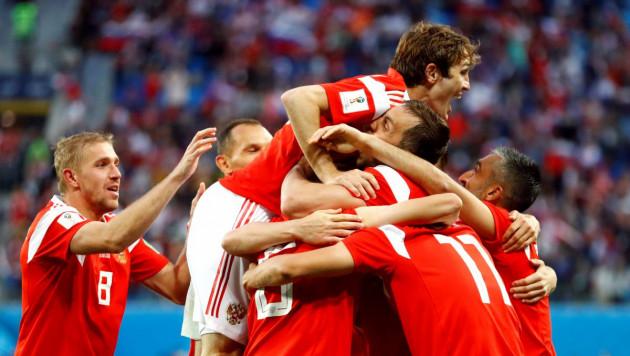 Букмекеры оценили шансы сборной России пройти Испанию в 1/8 финала ЧМ-2018