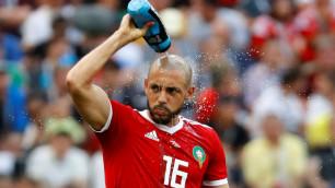 Игрок сборной Марокко после матча на камеру жестко раскритиковал систему видеопросмотров на ЧМ-2018