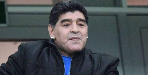 """""""Все было на кону. Как я мог уйти?"""". Марадона рассказал о случившемся с ним на матче Аргентины на ЧМ-2018"""