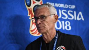 Египет избавился от главного тренера после провала на ЧМ-2018