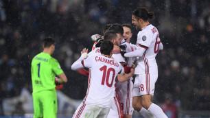 """""""Милан"""" отстранен от еврокубков на сезон и оштрафован на 30 миллионов"""