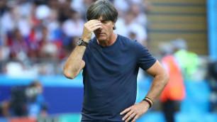Главный тренер сборной Германии прокомментировал вылет с ЧМ-2018