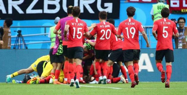 Пивной спонсор Мексики проставился перед корейцами за победу над Германией на ЧМ-2018