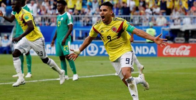 Сборная Колумбии победила Сенегал и с первого места вышла в плей-офф ЧМ-2018