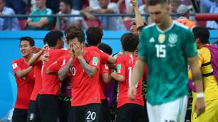 Обидчиков сборной Германии закидали яйцами в аэропорту после возвращения с ЧМ-2018