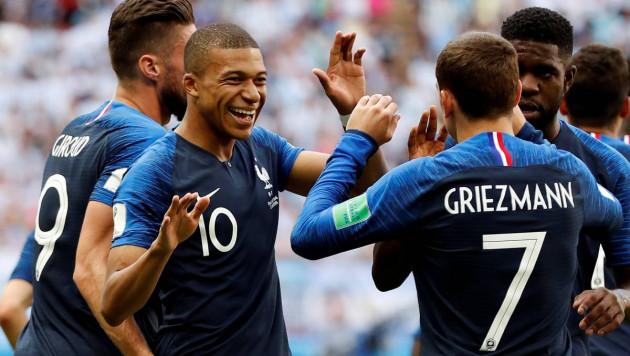 Определилась первая пара 1/4 финала чемпионата мира-2018 по футболу