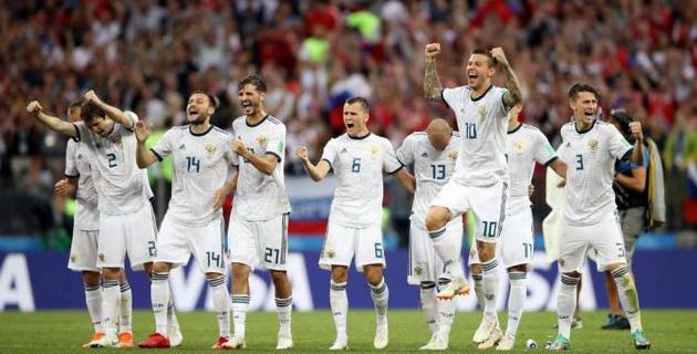 Сборная России вырвала победу у Испании в серии пенальти и вышла в 1/4 финала ЧМ-2018