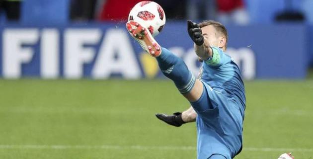 Сборная России раскрыла секрет отбитого Акинфеевым решающего пенальти в матче с Испанией