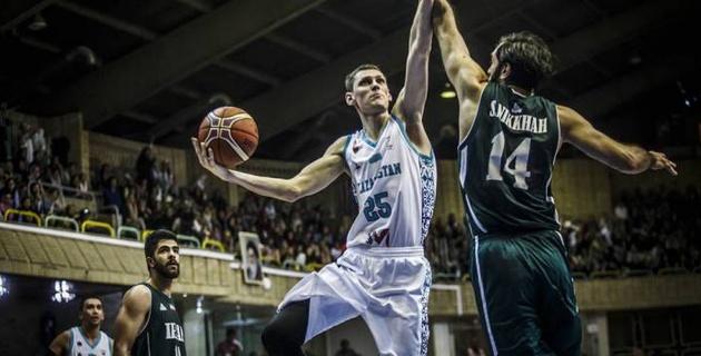 Сборная Казахстана по баскетболу уступила в матче отбора на ЧМ-2019