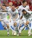 Определились три пары 1/4 финала на чемпионате мира-2018 по футболу