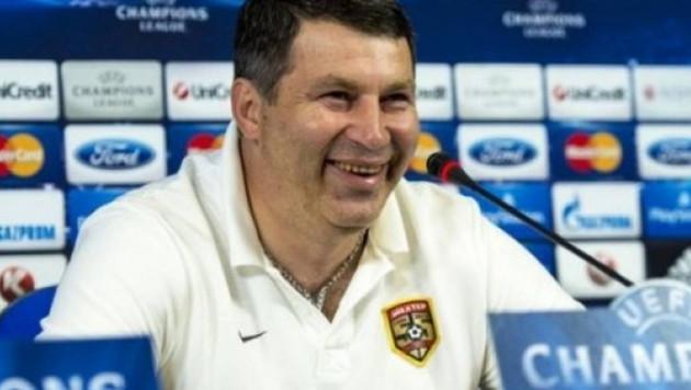 Знаковый для казахстанского футбола тренер может возглавить клуб-аутсайдер КПЛ