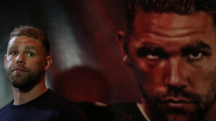 WBO назначила Сондерсу обязательного претендента на титул в весе Головкина