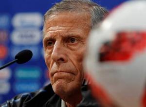 Тренер сборной Уругвая прокомментировал ошибку вратаря в матче с Францией на ЧМ-2018